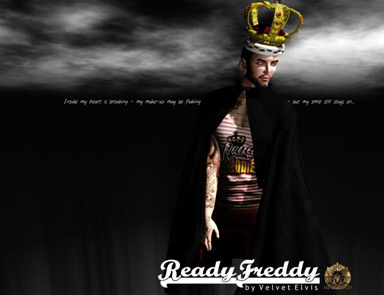ReadyFreddie tributeLOGO